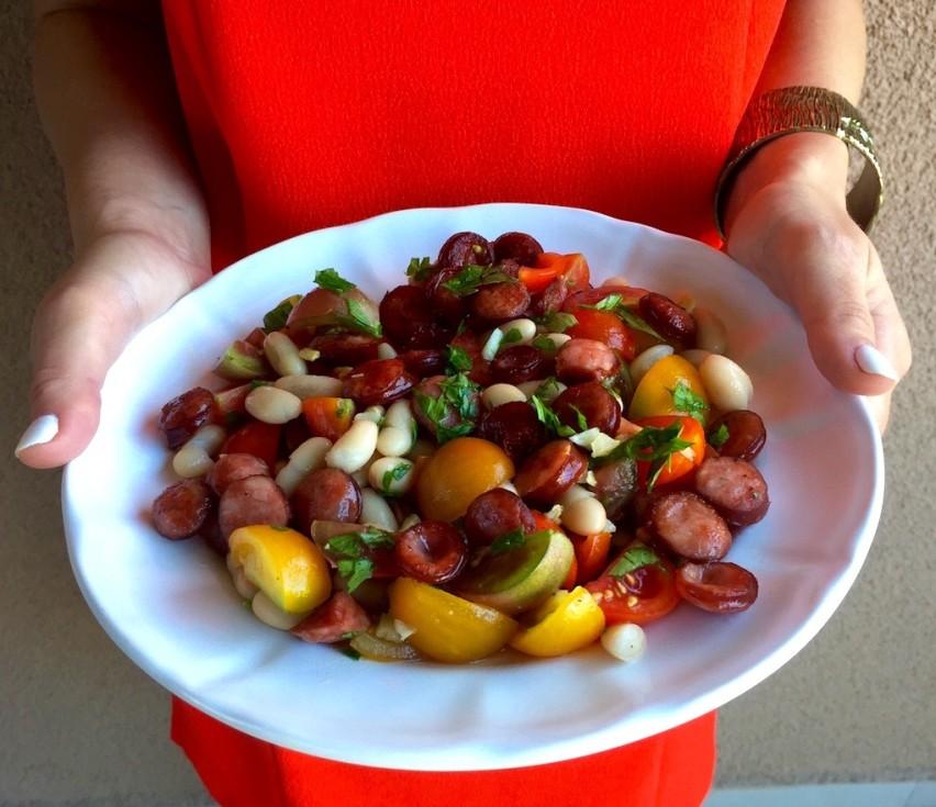 salata-carnati-fasole